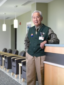 OSF Heart Surgery Patient Turns Volunteer