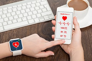 Health Care Technology on Smartphone
