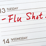 Six great reasons to get the flu shot early