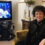 92-Year-Old Cubs Fan Celebrates with All Her Heart