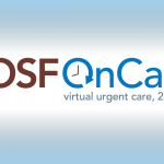 OSF OnCall – Private, Convenient, Fast.