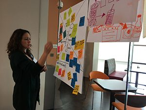 Human-centered design course at OSF Innovation