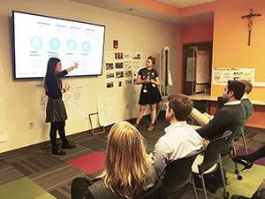 human-centered designers at OSF Innovation