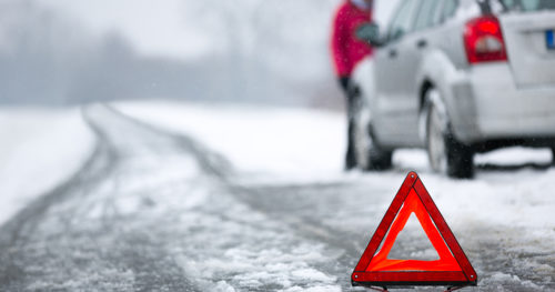 Winter is coming: Be prepared to drive in ice and snow