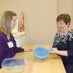 Occupational therapy gets Alton woman back on routine