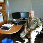 Army veteran finds passion in health care administration