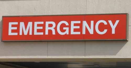 Should I still go to the emergency department?