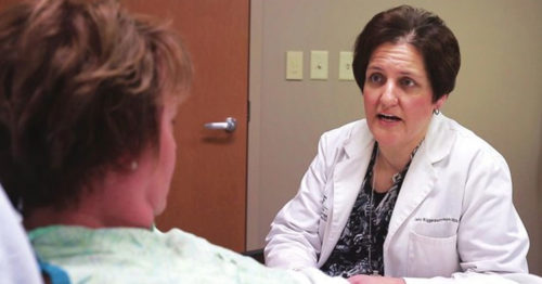 Identifying those at-risk for hospital readmissions