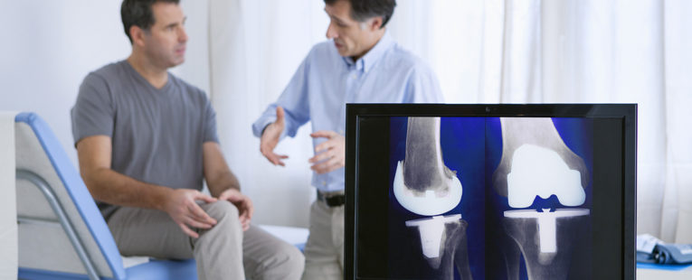 joint replacement consultation