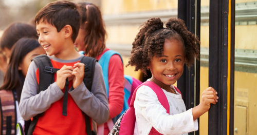 Ten things that should be on your family's back to school checklist