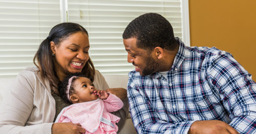 Team approach to pediatric surgery helps baby thrive