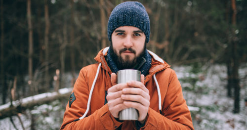 Why you should be drinking more water this winter