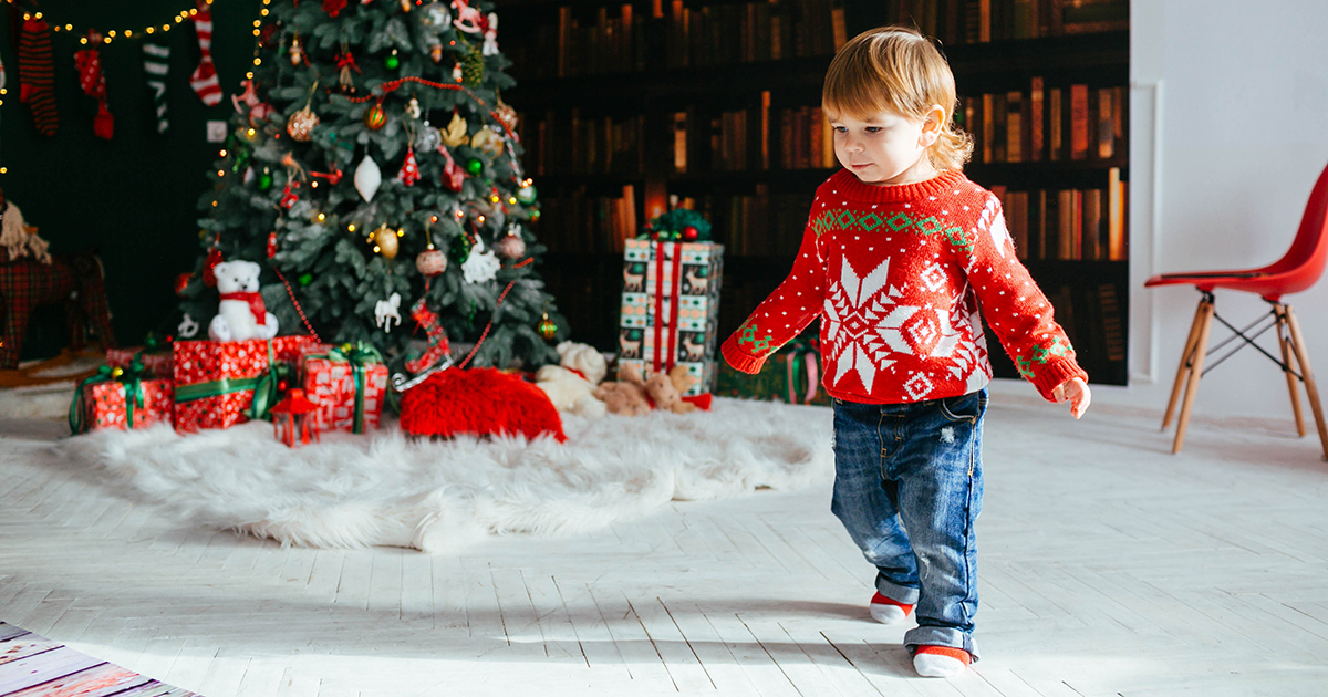 How to pick Christmas gifts that will keep kids moving