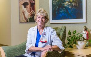 Sally Robertson, RN, BSN, OSF HealthCare