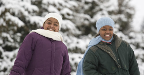 These simple tips will help you and your children safely make the most of winter