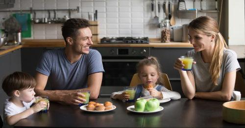 Help your kids adopt healthier eating habits