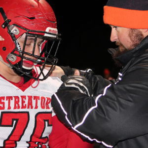Streator High School football player and coach