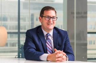 Michael Allen, CFO, OSF HealthCare