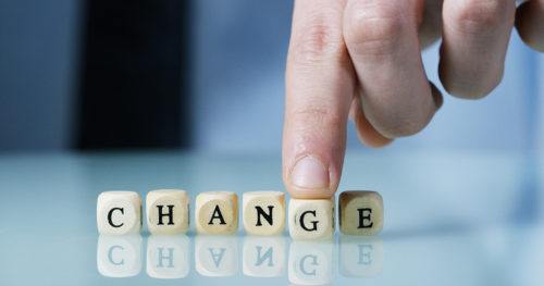 Embracing change in health care