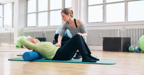 Therapy can help alleviate pelvic floor issues
