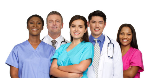 Doctors and Team Care