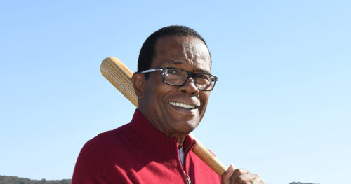 Rod Carew advocates for organ donation after receiving second chance at life