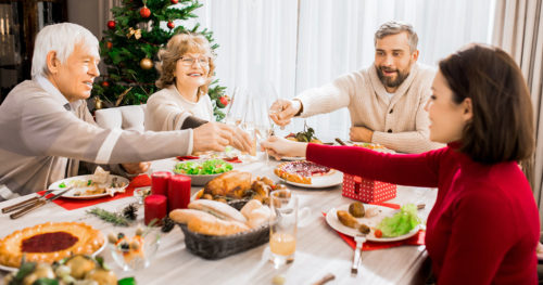 These 12 tips can help you host a healthier holiday party