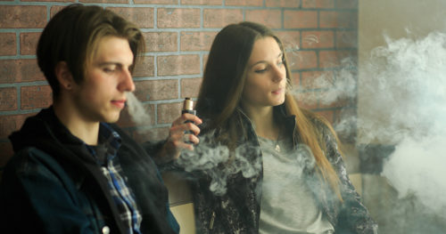 Vaping poses high risk for teen hearts