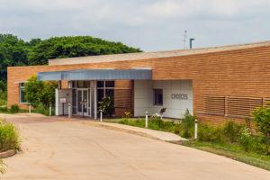 OSF HealthCare Choices behavioral health building in Ottawa, Illinois