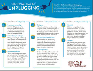 National Day of Unplugging thumbnail image