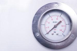 hyperbaric oxygen therapy pressure guage