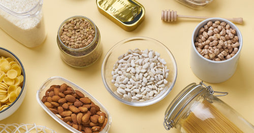 Tips for pantry cooking during a pandemic