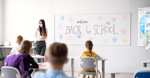 Back-to-school safety tips during a pandemic