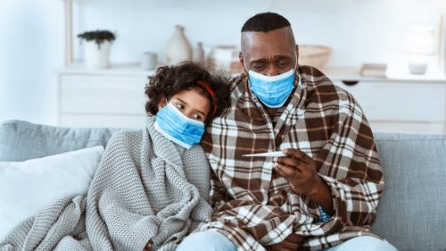 COVID-19 and the flu are not the same