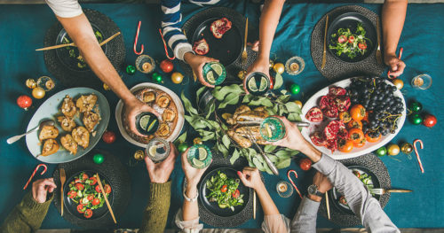 Even a small family gathering can spread COVID-19