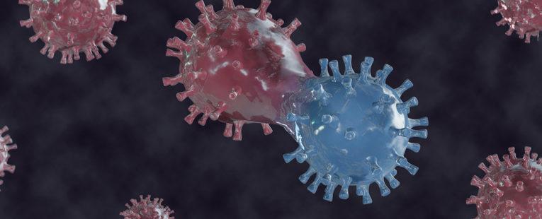 coronoavirus mutating into another version