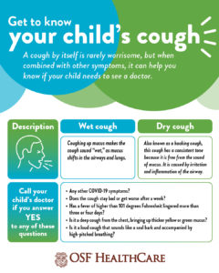 Get to know your child's cough