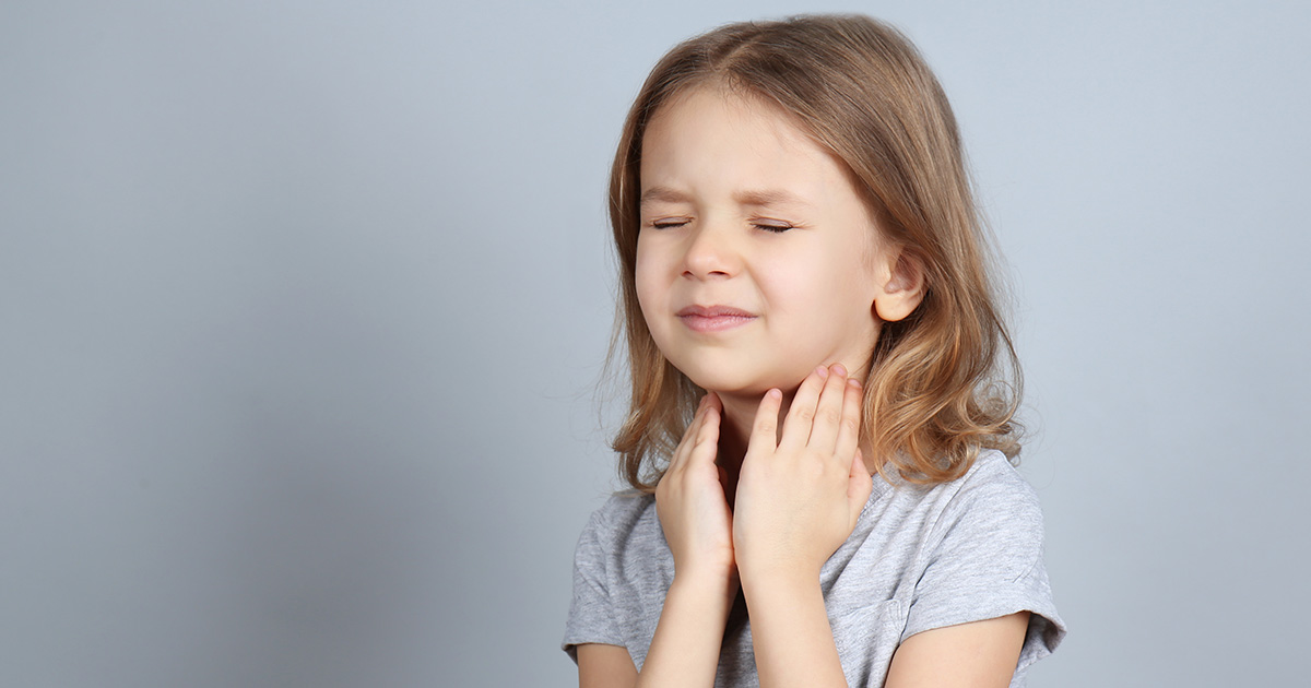 Is my sore throat COVID-19 or not?