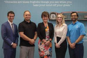 Agile OSF Innovation team photo.