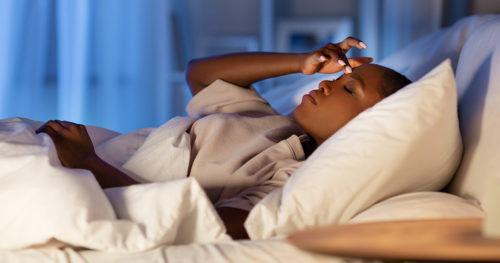 Chronic sleep issues: risk for diabetes, heart disease