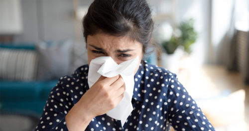 Getting allergies as an adult — and what to do about it