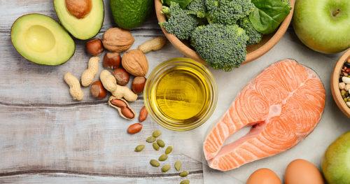 Omega-3 fatty acids and heart health