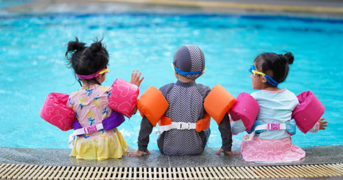 Water safety tips to keep your kids safe this summer