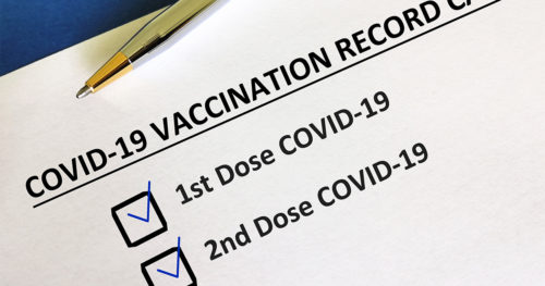 Why you need the second COVID-19 vaccine dose