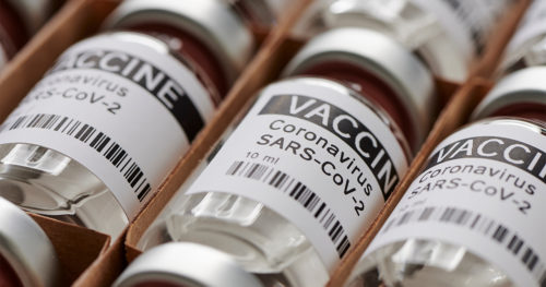 What is vaccine breakthrough?