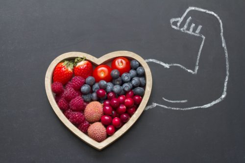 Manage cancer treatment symptoms with smart diet