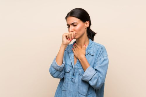 I'm coughing a lot. Is it bronchitis?