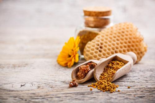 Uncertainties continue around use of bee pollen