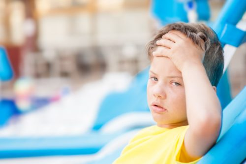 Take heat-related illness seriously — especially in children