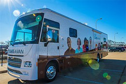 OSF Care-A-Van at Dream Center Peoria